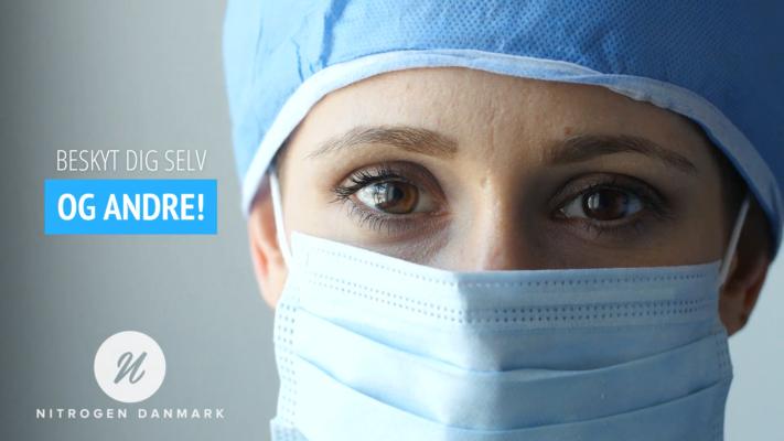 Videnskaben bag hvordan ansigtsmasker forhindrer COVID-19